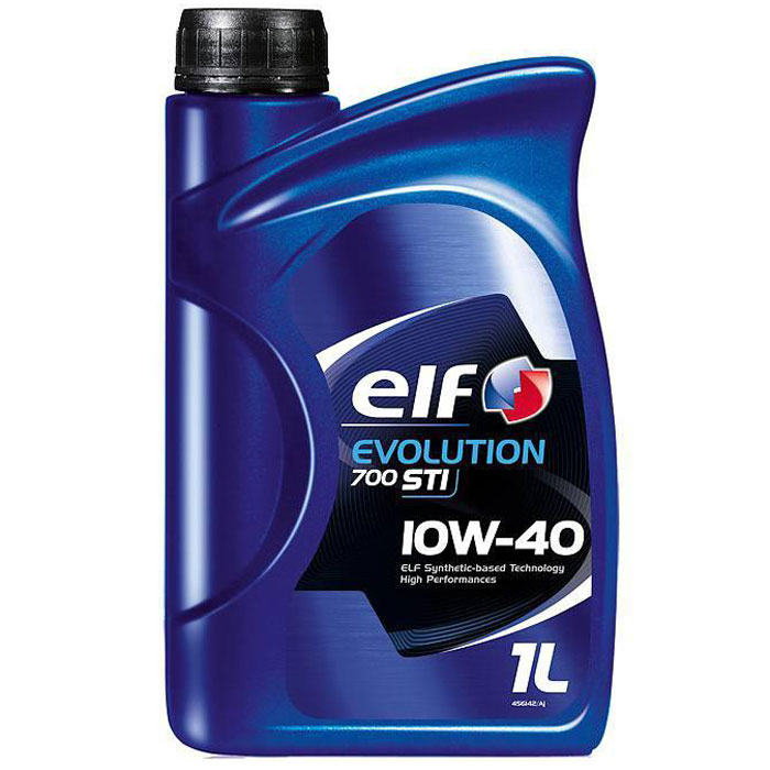 Моторное масло Elf Evolution. 700 STI, 10W-40196129Высококачественное полусинтетическое моторное масло нового поколения. Разработано специально для бензиновых и дизельных двигателей легковых автомобилей и оптимизировано для соответствия требованиям новой технологии прямого впрыска. Превосходные вязкостно-температурные характеристики масла демонстрируют отличные защитные свойства при высоких температурах.Одобрения и спецификацииACEA A3/B4API SN/CFVOLKSVAGEN: VW 501.01 / 505.00MERCEDES BENZ: MB-Approval 229.1RENAULT RN0700/0710