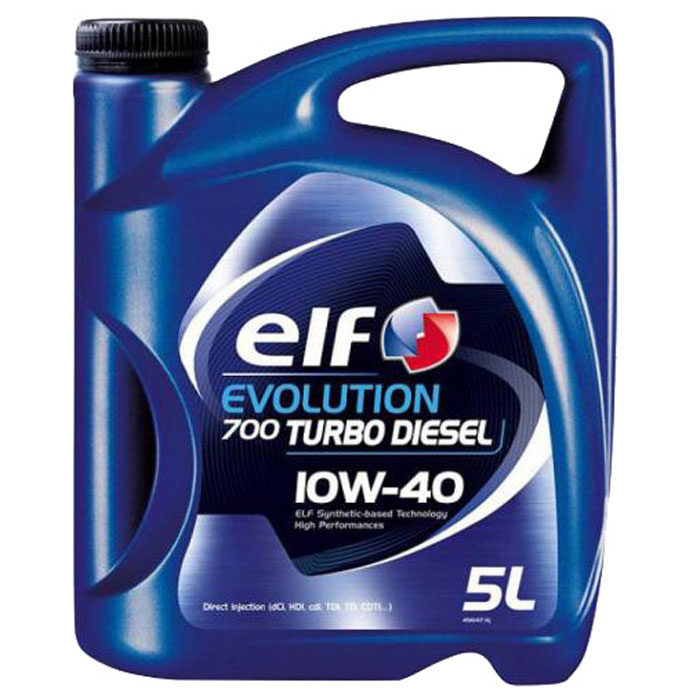 Моторное масло Elf Evolution. 700 Turbo Diesel, 10W-40 бочку дизельного масла в хабаровске