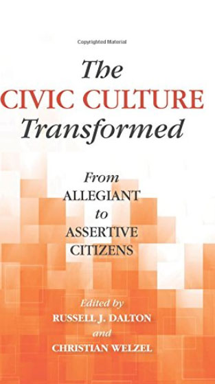 The Civic Culture Transformed: From Allegiant to Assertive Citizens democracy in america nce