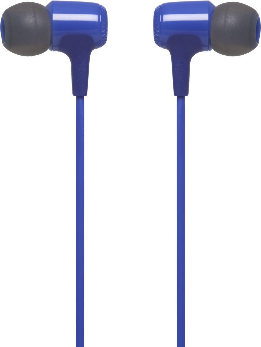 JBL E15, Blue наушникиJBLE15BLUВнутриканальные наушники JBL E15 — это стиль и качество, сведенные вместе. Несмотря на компактный дизайн, их 8,6-мм мембраны обеспечивают полный спектр фирменного звука JBL. Изогнутые вкладыши и амбушюры нескольких размеров обеспечивают удобную посадку и комфорт для продолжительного слушания музыки, где бы вы ни были — на работе, в транспорте или просто в городе. Дополнительные функции, которые делают E15 идеальным выбором, — это неспутывающийся кабель с тканевой оплеткой, легкая конструкция, удобный чехол для хранения и однокнопочный универсальный пульт управления. Доступные в различных выразительных цветах, эти наушники станут ярким аксессуаром в вашей жизни.