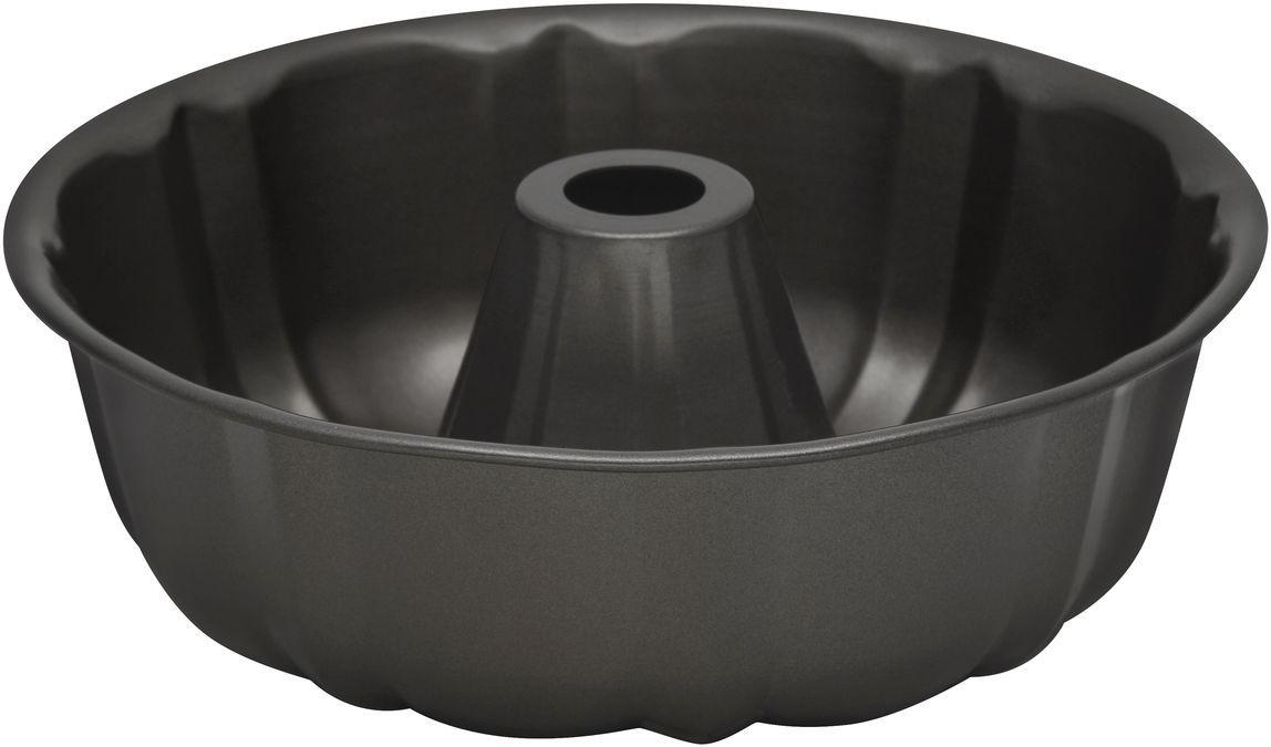 Форма для выпечки Bakers Secret Essentials. Шарлотка, цвет: темно-серый. 11144211114421Форма для выпечки Bakers Secret Essentials выполнена из высококачественной стали. Внешнее антипригарное покрытие для удобства ухода и утолщенные стенки гарантируют равномерное пропекание изделия. Стальные формы для запекания стали популярными намного позже чугунных и керамических, и главное их преимущество - это абсолютная химическая нейтральность. Качественная нержавеющая сталь никак не скажется на вкусе готовой пищи и не будет подвержена воздействию кислот и щелочей, содержащихся в моющих средствах.Можно мыть в посудомоечной машине.