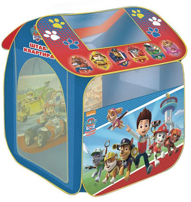 Paw Patrol Палатка для игр купить палатку торговую недорого в москве