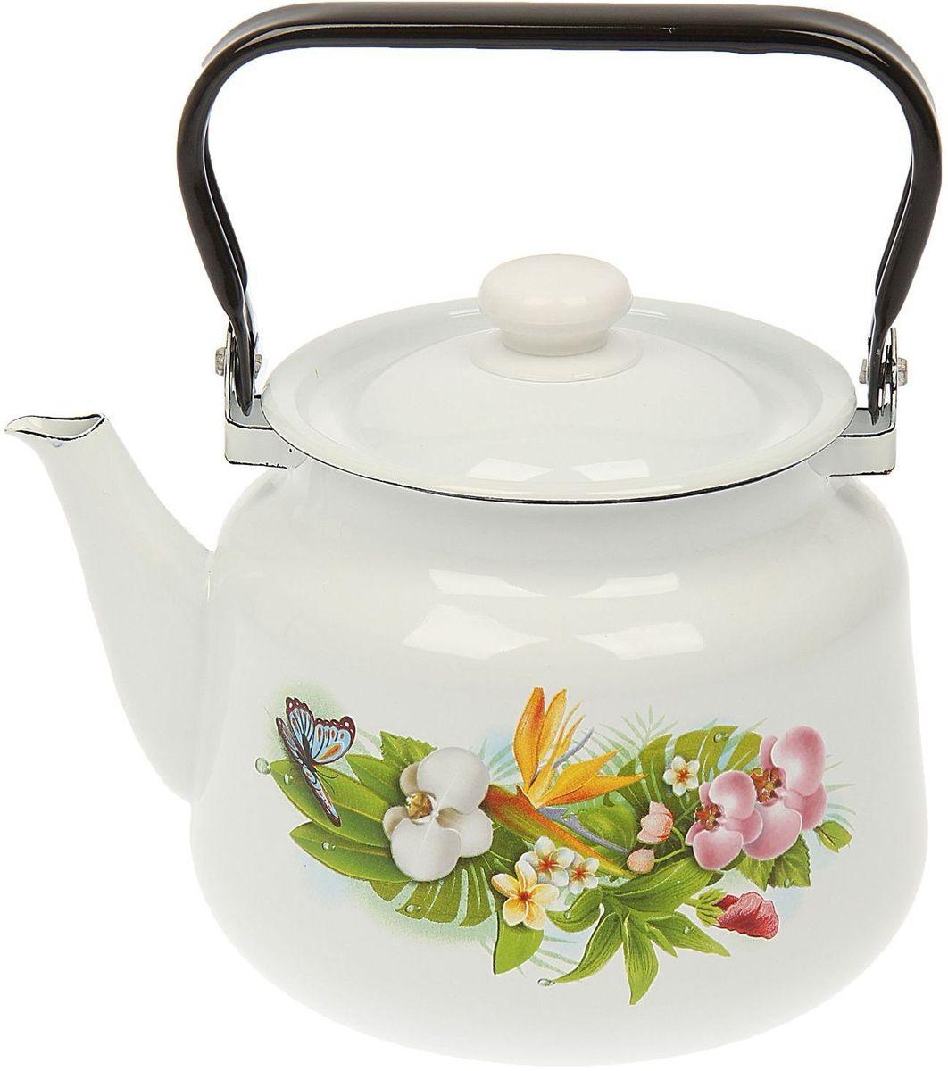 Чайник эмалированный Epos  Аванта , 3,5 л - Посуда для приготовления