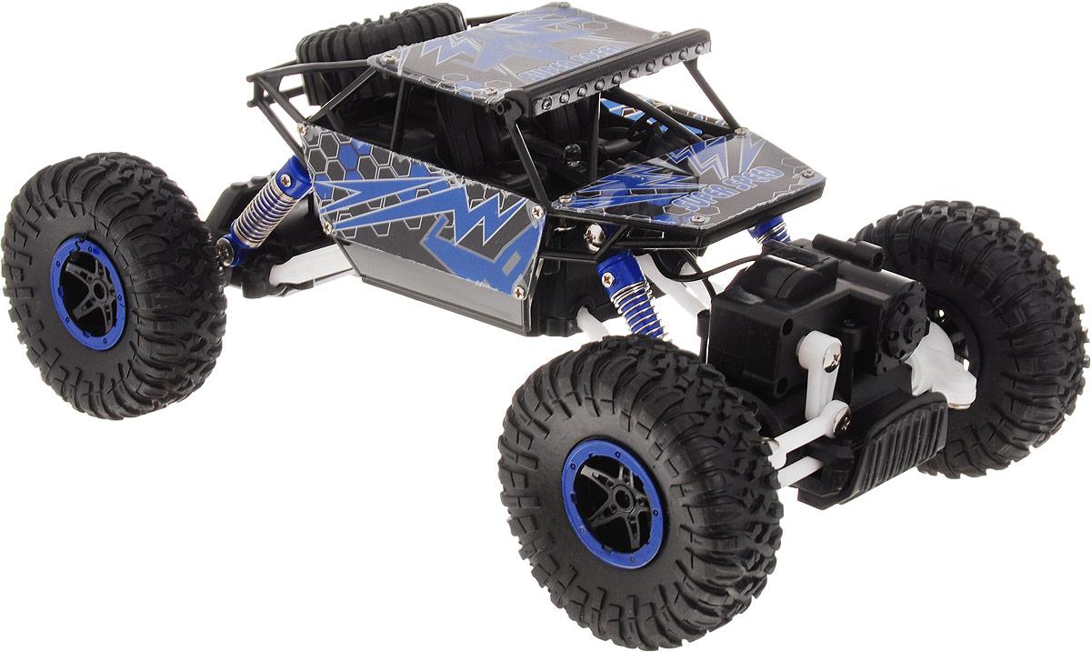 Balbi Внедорожник на радиоуправлении Краулер цвет синий радиоуправляемые игрушки