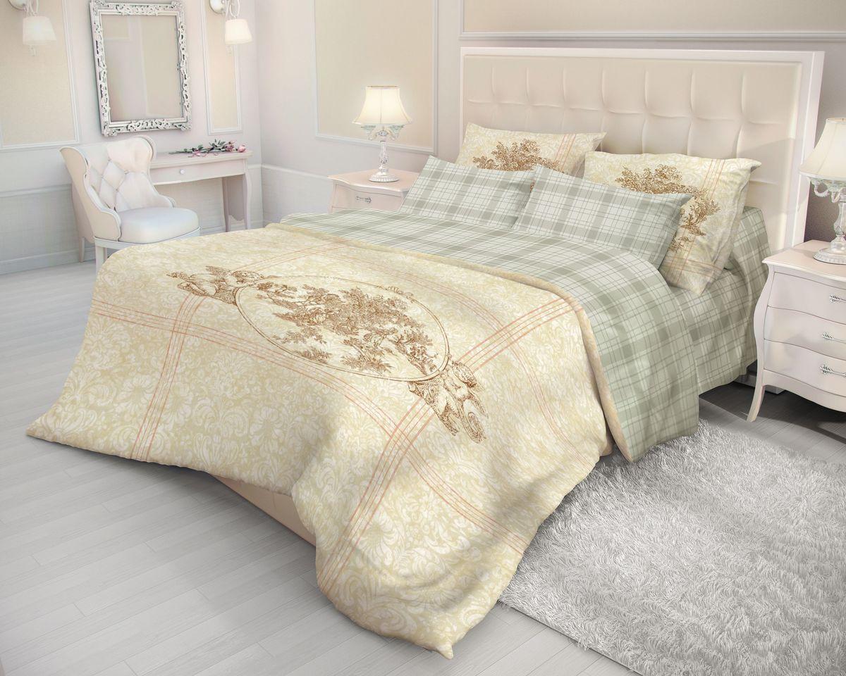 Комплект белья Волшебная ночь Crown, 2-спальный, наволочки 70х7072079Комплект постельного белья Волшебная ночь Crown, изготовленный из ранфорса (100% хлопка), являющегося экологически чистым продуктом, поможет вам расслабиться и подарит спокойный сон. Комплект состоит из пододеяльника, простыни и двух наволочек. Постельное белье имеет привлекательный внешний вид и обладает яркими сочными цветами. Благодаря такому комплекту постельного белья вы сможете создать атмосферу уюта и комфорта в вашей спальне.Советы по выбору постельного белья от блогера Ирины Соковых. Статья OZON Гид