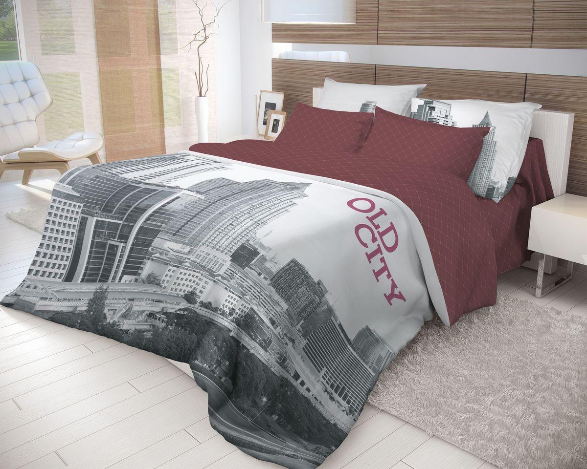 Комплект белья Волшебная ночь Old City, 2-спальный, наволочки 70х70. 710573710573