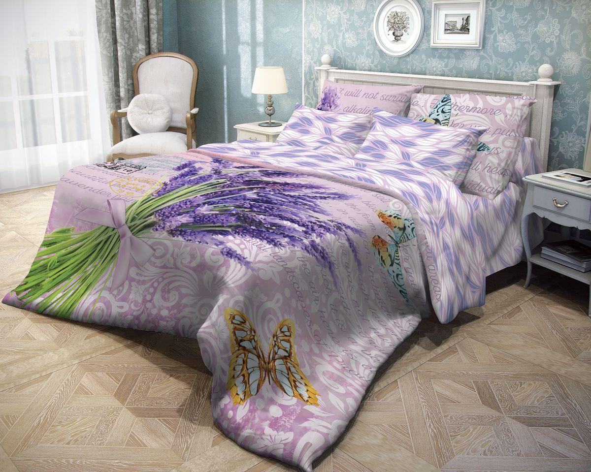Комплект белья Волшебная ночь Letter, 2-спальный с простыней на резинке, наволочки 70х70, цвет: светло-зеленый, темно-фиолетовый, оранжевый. 710616710616Роскошный комплект постельного белья Волшебная ночь Letter выполнен из натурального ранфорса (100% хлопка) и оформлен оригинальным рисунком. Комплект состоит из пододеяльника, простыни и двух наволочек. Ранфорс - это новая современная гипоаллергенная ткань из натуральных хлопковых волокон, которая прекрасно впитывает влагу, очень проста в уходе, а за счет высокой прочности способна выдерживать большое количество стирок. Высочайшее качество материала гарантирует безопасность.