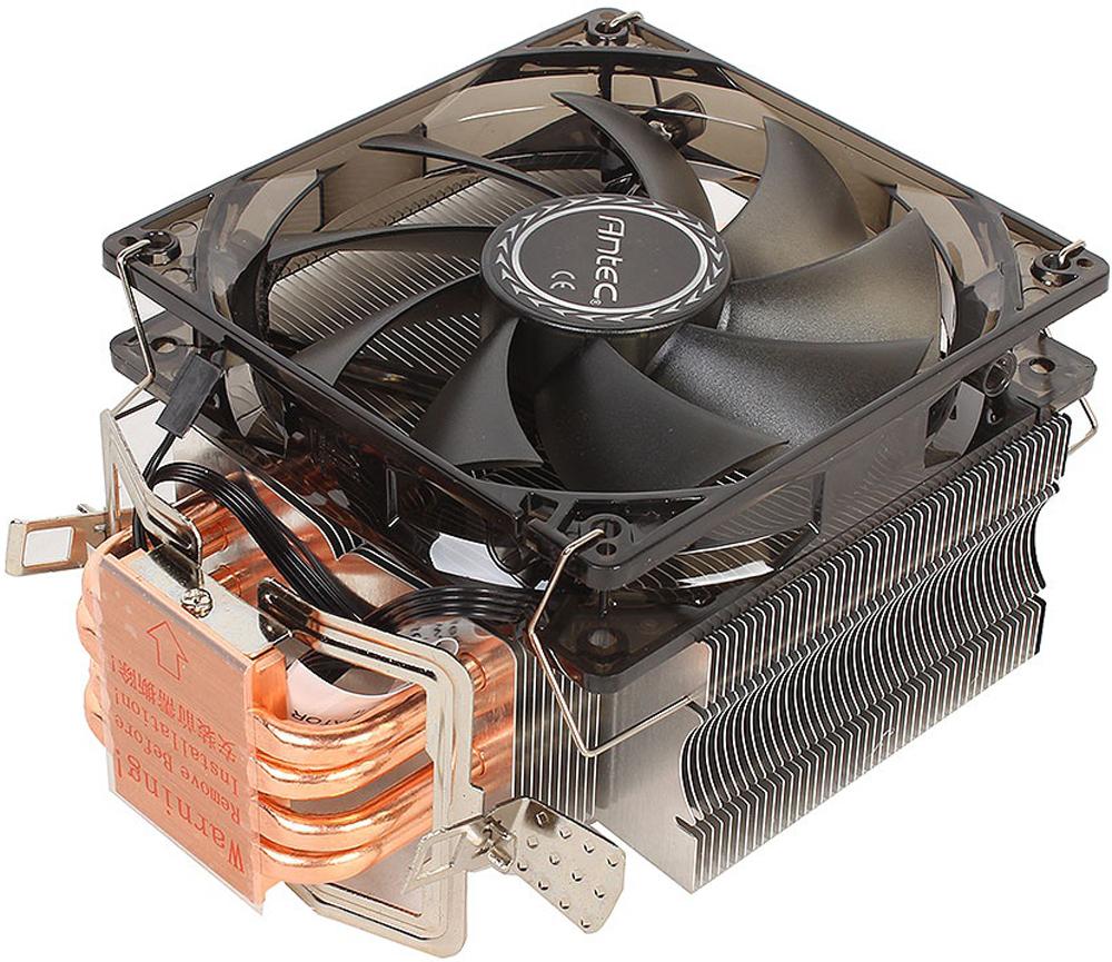 Фото Antec C400 система охлаждения для процессора