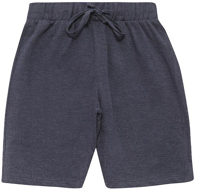 Шорты для мальчика Sela, цвет: индиго. SHk-815/322-7224. Размер 128, 8 летSHk-815/322-7224Удобные шорты для мальчика Sela выполнены из качественного хлопкового материала и дополнены накладным карманом сзади. Шорты прямого кроя и стандартной посадки на талии имеют широкий пояс на мягкой резинке, дополнительно регулируемый шнурком.
