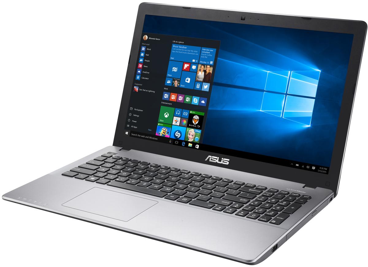 ASUS X550ZE, Dark Grey (X550ZE-XX216T)90NB06Y2-M03350Ноутбук ASUS X550ZE отличается от своих предшественников еще более тонким корпусом с красивой отделкой. Большой мультисенсорный тачпад, интерфейс USB 3.0 и система охлаждения IceCool делает его незаменимыми инструментом для повседневной работы.ASUS X550ZE прекрасно подходит и для развлечений, и для продуктивной работы. Процессор от AMD наделяют модель X550ZE прекрасной производительностью, функция Instant On обеспечивает быстрый выход из спящего режима, а интерфейс USB 3.0 служит для высокоскоростной передачи файлов. Высокая процессорная мощность гарантирует быструю работу любых, даже самых ресурсоемких приложений.Эксклюзивная система управления энергопотреблением Super Hybrid Engine II позволяет ноутбуку выходить из спящего режима всего за пару секунд, причем в режиме сна он может пробыть до двух недель без подзарядки. Если же уровень заряда батареи опустится ниже 5%, произойдет автоматическое сохранение всех открытых файлов, чтобы избежать потери данных.Эксклюзивная технология Splendid позволяет быстро настраивать параметры дисплея в соответствии с текущими задачами и условиями, чтобы получить максимально качественное изображение. Доступно несколько режимов настройки, переключаемых с помощью клавиш Fn+C, поэтому пользователь легко может выбрать тот, который оптимально подходит для каждого типа приложений.В ноутбуке X550ZE реализована разработанная специалистами ASUS и Bang & Olufsen ICEpower технология SonicMaster, представляющая собой комплекс аппаратных и программных средств улучшения качества звука, которые обеспечивают беспрецедентное для мобильного компьютера качество звучания встроенной аудиосистемы.Для настройки звучания служит функция Audio Wizard, предлагающая выбрать один из пяти вариантов работы аудиосистемы, каждый из которых идеально подходит для определенного типа приложений (музыка, фильмы, игры и т.д.). В ее разработке принимали участие специалисты фирмы Waves, обладатели награды Technical GRAMMY