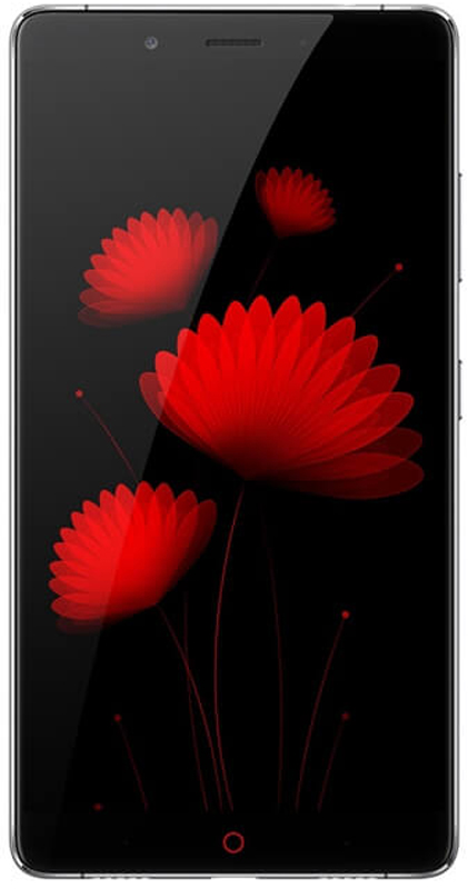 ZTE Nubia Z11 Max, Grey nubia z11 смартфон