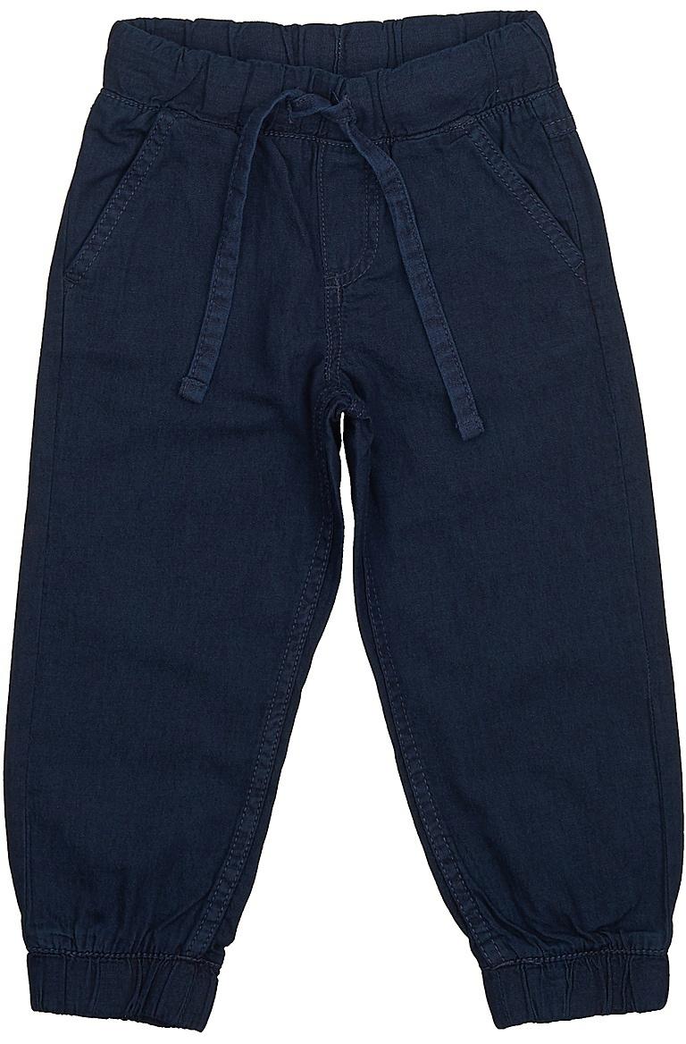 Джинсы для мальчика Sela Denim, цвет: темно-синий джинс. PJ-735/097-7213. Размер 116, 6 летPJ-735/097-7213Стильные джинсы для мальчика Sela выполнены из натурального хлопка. Джинсы свободного кроя и стандартной посадки на талии имеют широкий пояс на мягкой резинке, дополнительно регулируемый тесьмой. Модель дополнена двумя втачными карманами спереди и накладным карманом сзади. Низ брючин собран на резинку.