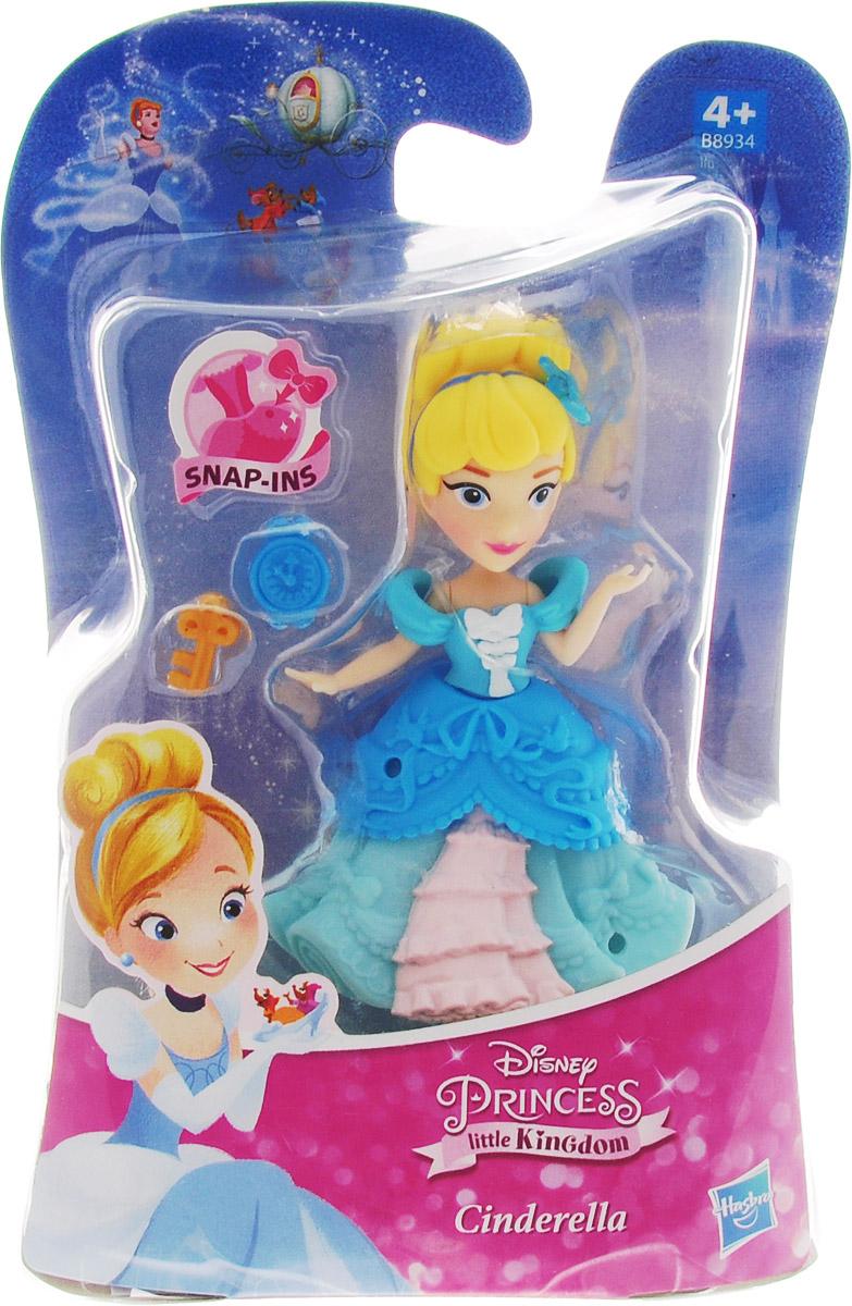 Disney Princess Мини-кукла Золушка В8934 disney тетрадь принцессы 18 листов в линейку