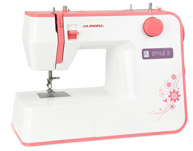 Aurora Style 3 швейная машина - Швейные машины и аксессуары