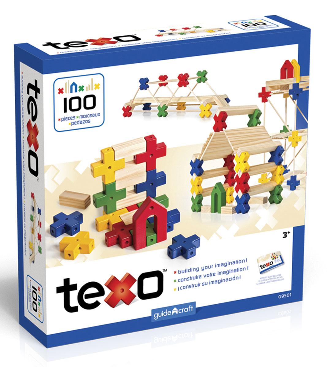 Guide Craft Конструктор Texo G9501