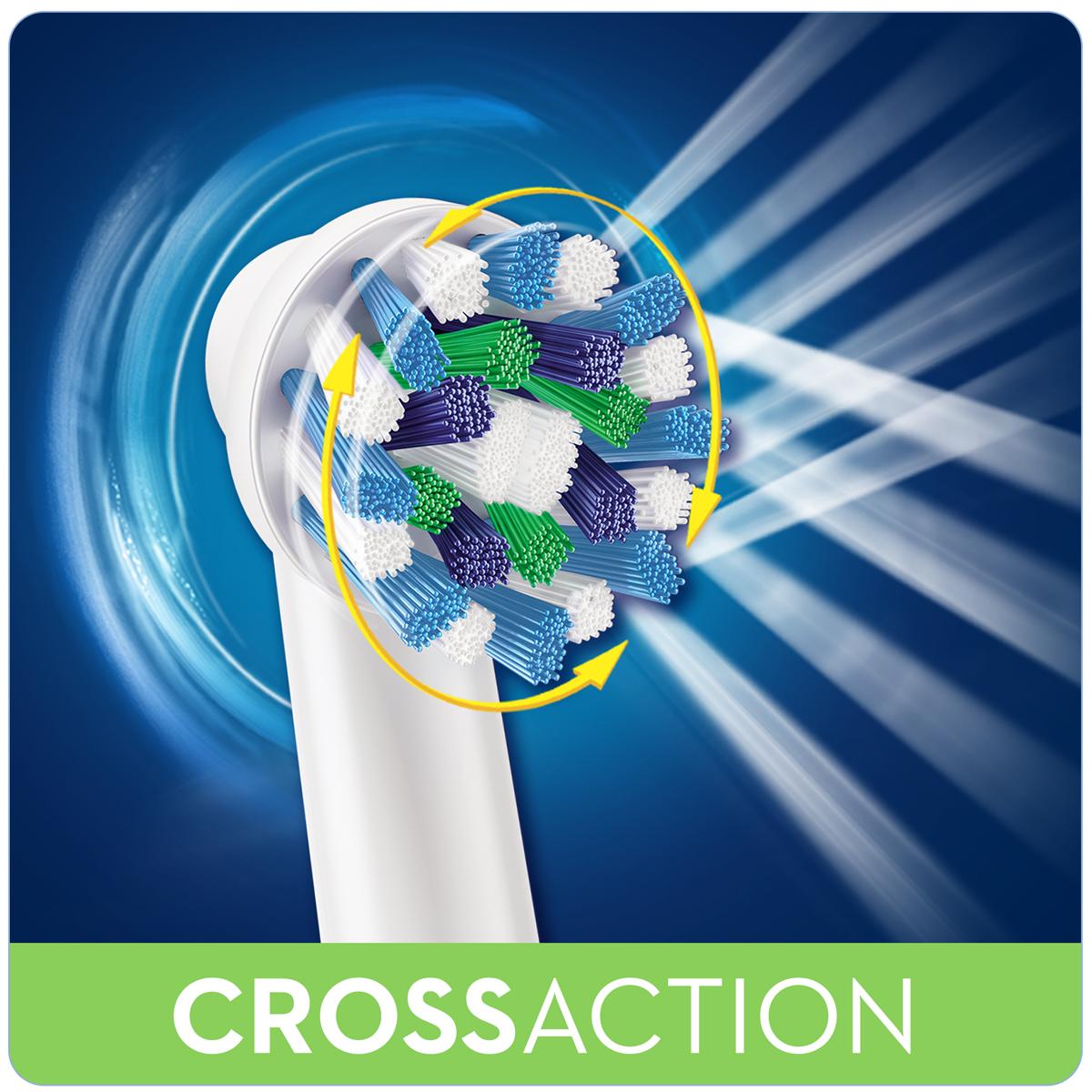 Электрическая зубная щетка Oral-B Vitality CrossAction (коробка) Oral-B