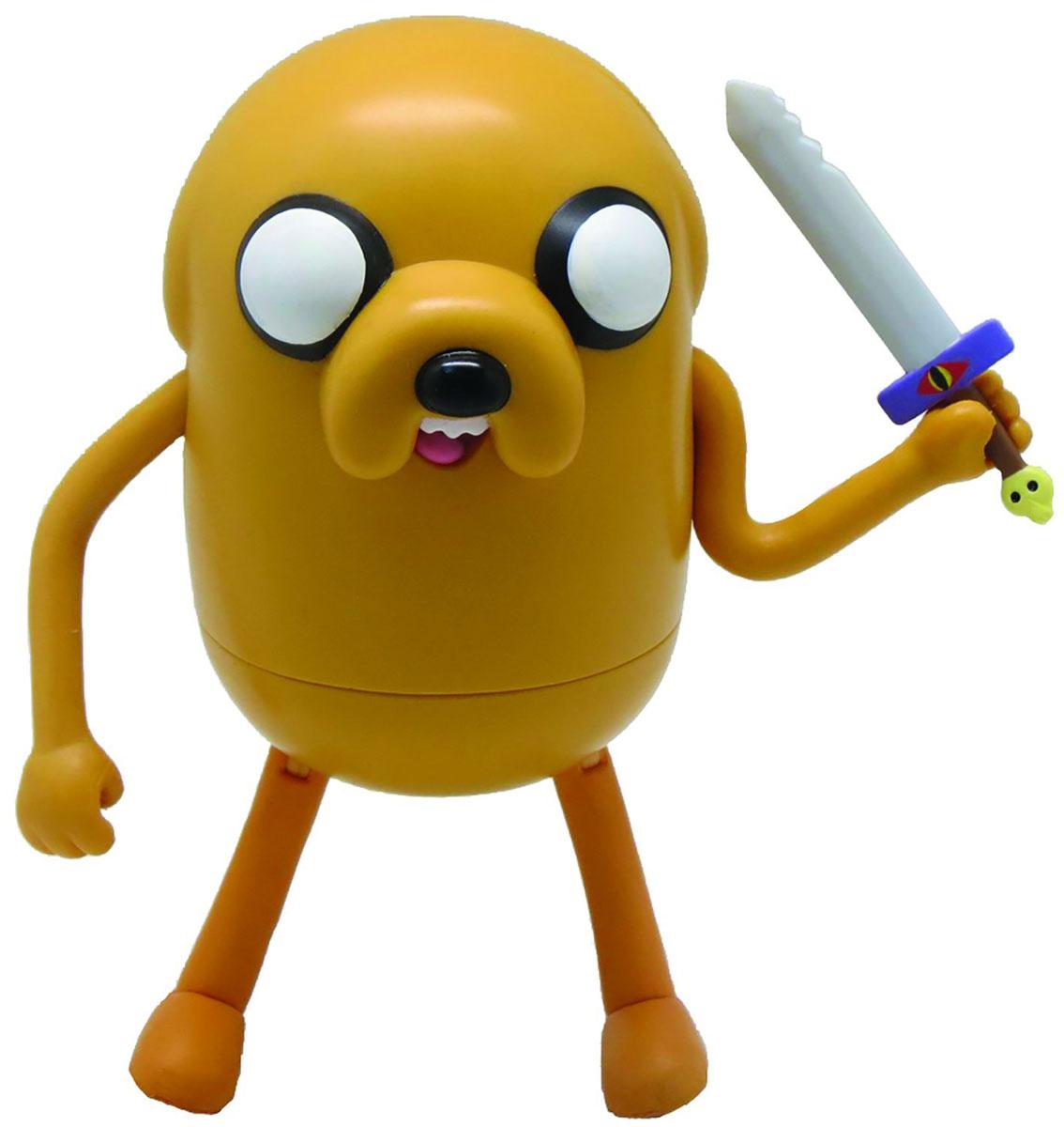 Adventure Time Фигурка Jake with Sword фигурки adventure time jake
