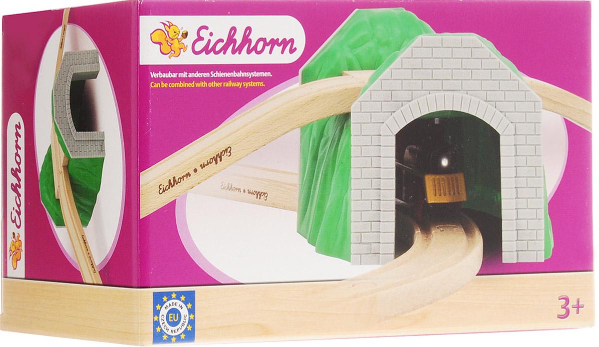 Eichhorn Тоннель владимир малов зачем поезду рельсы