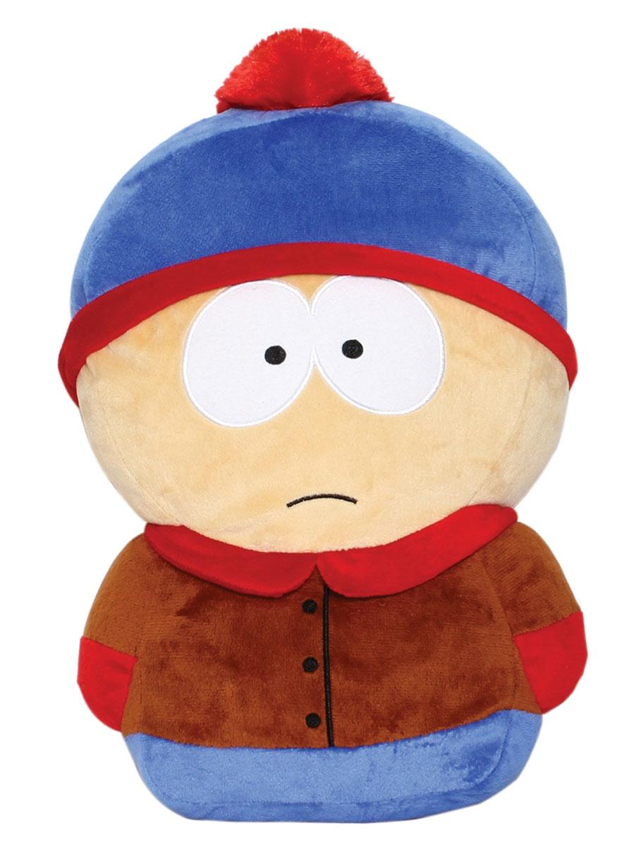 1TOY Мягкая игрушка-подушка Южный парк Стэн мягкая игрушка кайл 12см с чипом 1toy южный парк