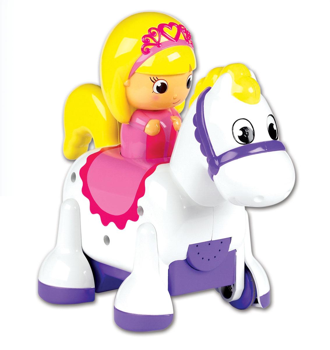 Tomy Развивающая игрушка Принцесса игровые наборы tomy britains big farm фермерский прицеп со свинками