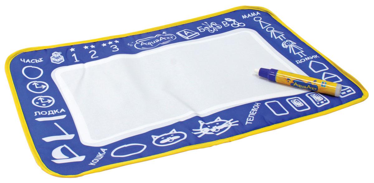 1TOY Коврик для рисования AquaArt цвет синий, Solmar Pte Ltd