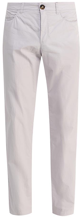 Купить Брюки мужские Finn Flare, цвет: светло-серый. S17-42004_211. Размер L (50)