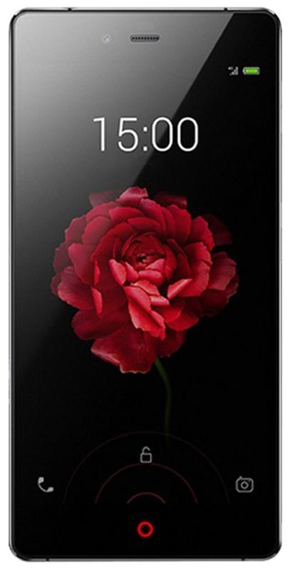 ZTE Nubia Z9 Max, BlackNX512J.BKZTE Nubia Z9 Max - элегантный смартфон с премиальным дизайном, экран которого позволяет профессионально работать с фотоснимками при ярком солнечном свете.Экран смартфона представлен 5,5-дюймовой IPS-матрицей, которая отличается высокой четкостью изображения и яркой цветопередачей под любым углом обзора. На таком экране одинаково удобно работать, читать книги, общаться с друзьями или смотреть фильмы.В смартфоне предусмотрен аудиочип, отвечающий за воспроизведение объемного 7,1-канального звука. Это позволяет использовать смартфон в составе самых производительных стереосистем и получать на выходе четкое звучание без помех. Один из самых современных процессоров Qualcomm Snapdragon 615 значительно расширяет возможности связи, графики и производительности.Смартфон обладает слотом для установки двух сим-карт - разделяйте личные и рабочие звонки, выбирайте удобные тарифы в поездках и пользуйтесь интернетом независимо от вашего местонахождения.Телефон сертифицирован EAC и имеет русифицированный интерфейс меню и Руководство пользователя.