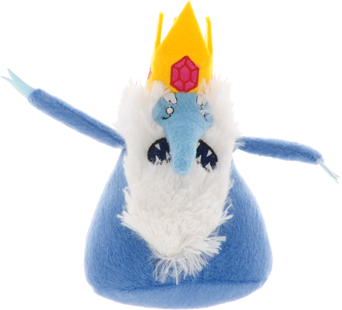 Adventure Time Мягкая игрушка Ice King 14 см лонгслив printio ice king x batman