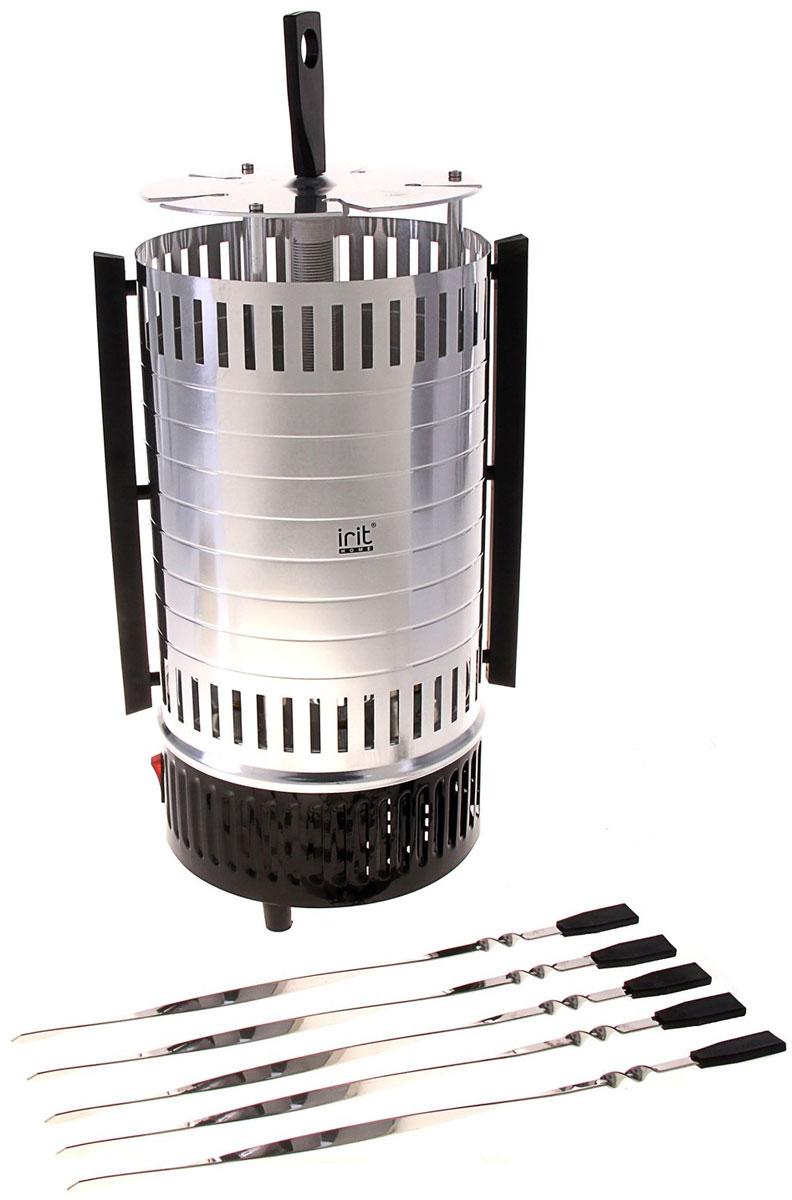 Irit IR-5150 электрошашлычница - Электрогрили