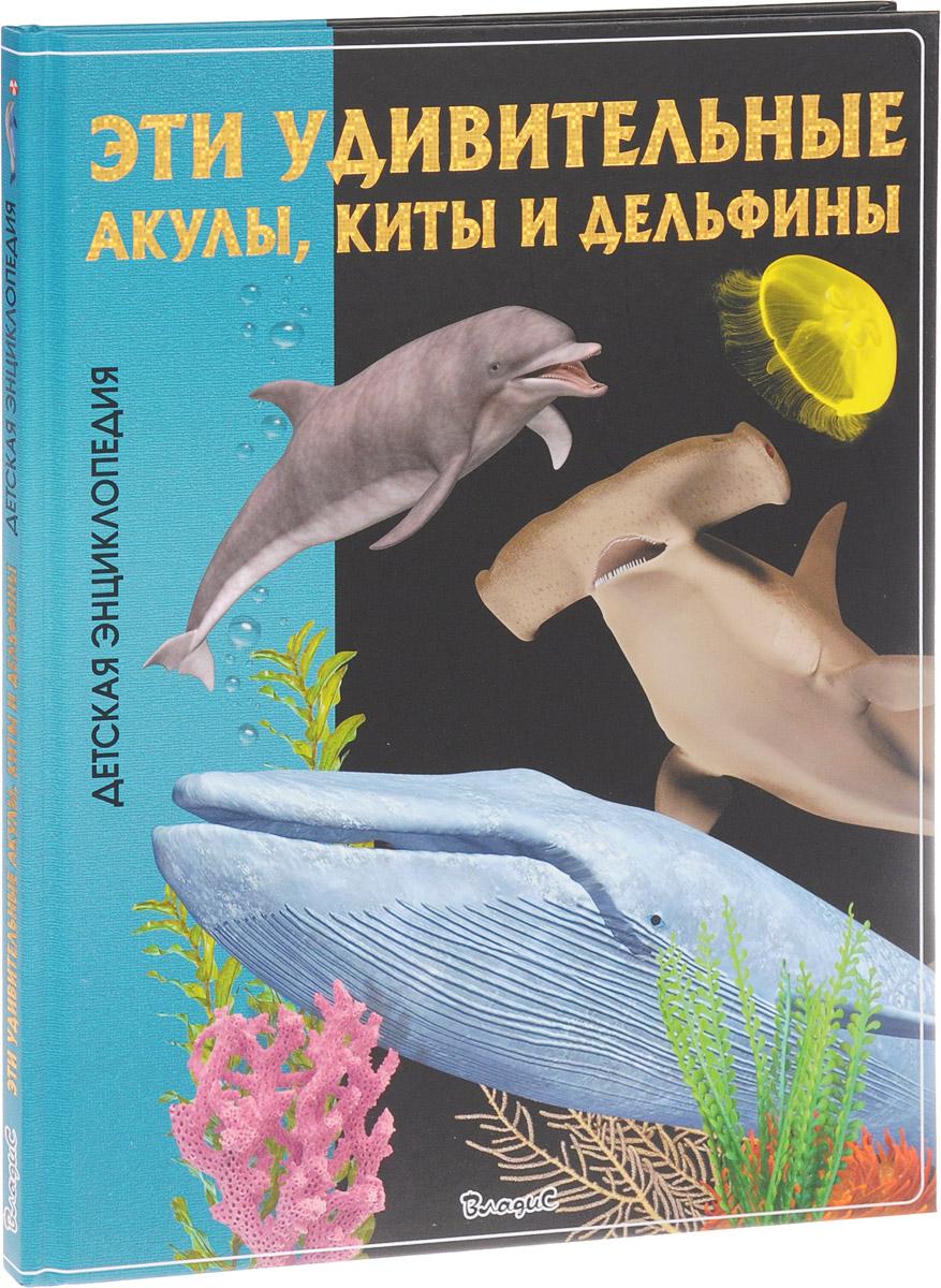 Эти удивительные акулы, киты и дельфины. Детская энциклопедия серова м клад белой акулы