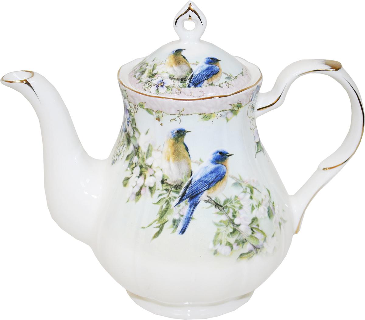 Чайник заварочный Chaozhou Fengxi Shenshui Клэранс, 720 мл. 02-00802-008Чайник заварочный Chaozhou Fengxi Shenshui Клэранс, изготовленный из высококачественного фарфора, прекрасно впишется в интерьер вашей кухни и станет достойным дополнением к кухонному инвентарю.Такой чайник не только украсит ваш кухонный стол и подчеркнет прекрасный вкус хозяйки, но и станет отличным подарком.