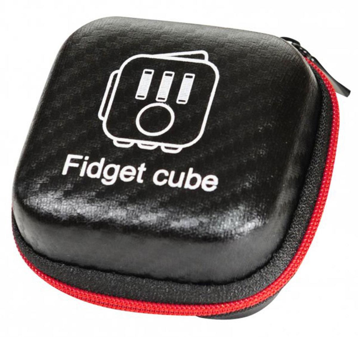 Fidget Cube Футляр для игрушки-антистресс fidget cube игрушка антистресс полночь