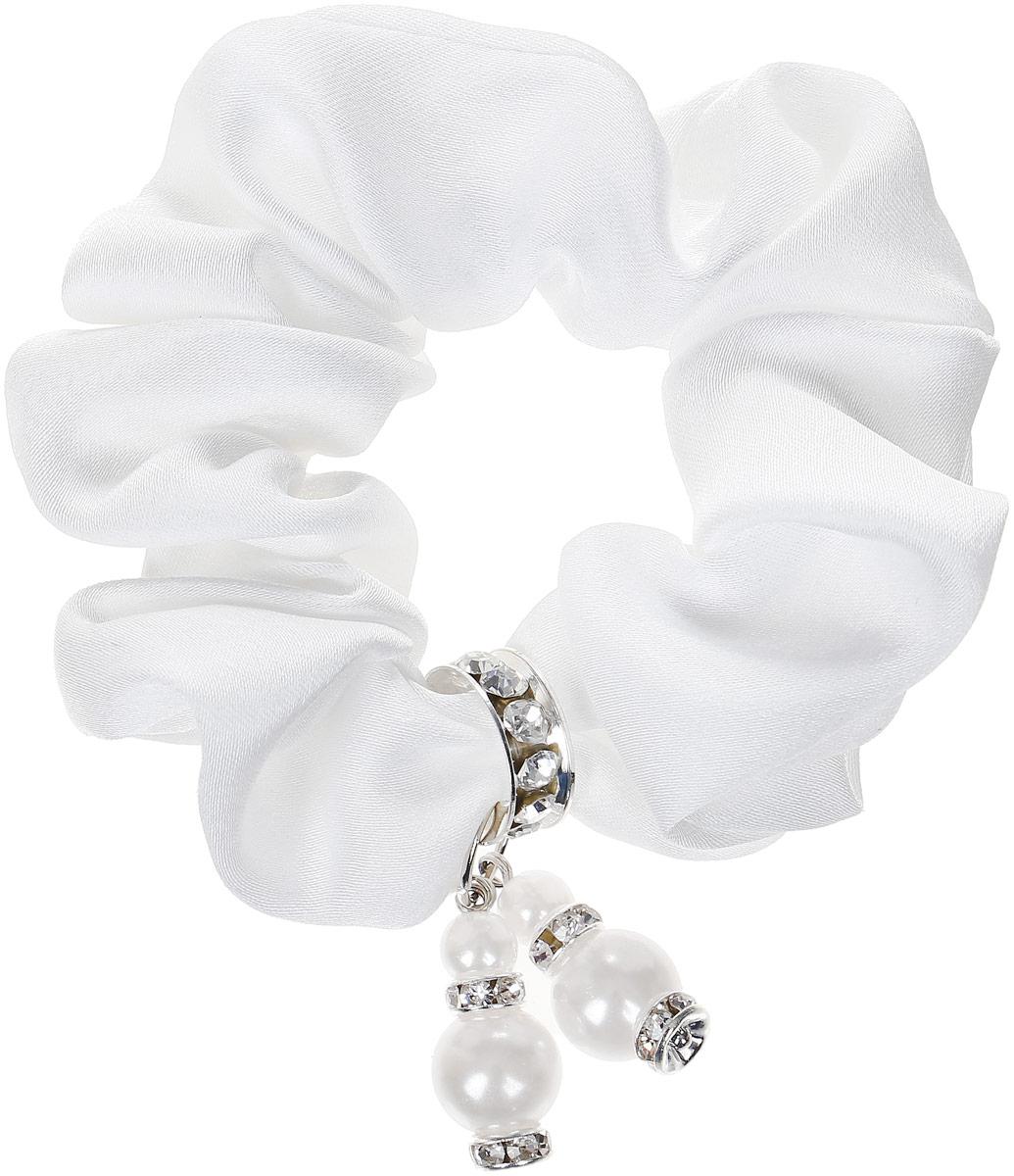 Baby's Joy Резинка для волос цвет белый AL 969