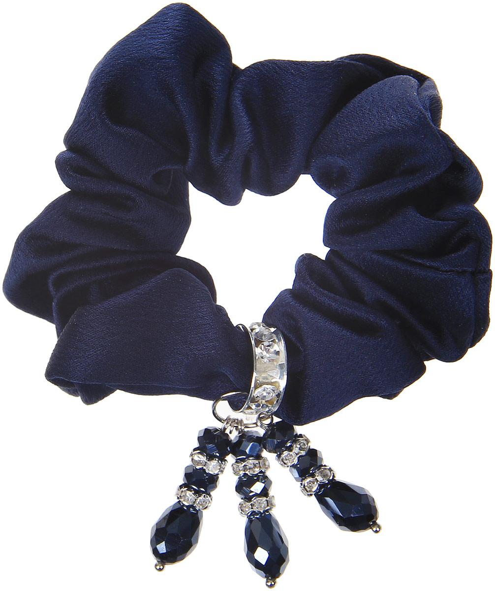 Baby's Joy Резинка для волос цвет темно-синий AL 969
