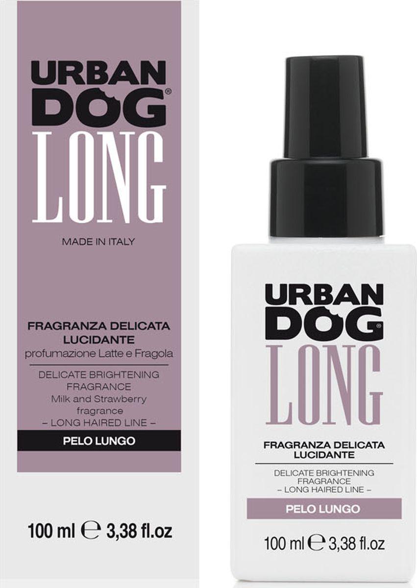 Ароматизатор  Urban Dog  для собак длинношерстных пород, клубника со сливками, 100 мл - Средства для ухода и гигиены