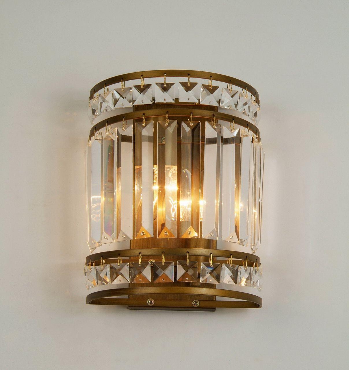Светильник настенный Favourite Ancient, 1 х E14, 40. 1085-2W1085-2W