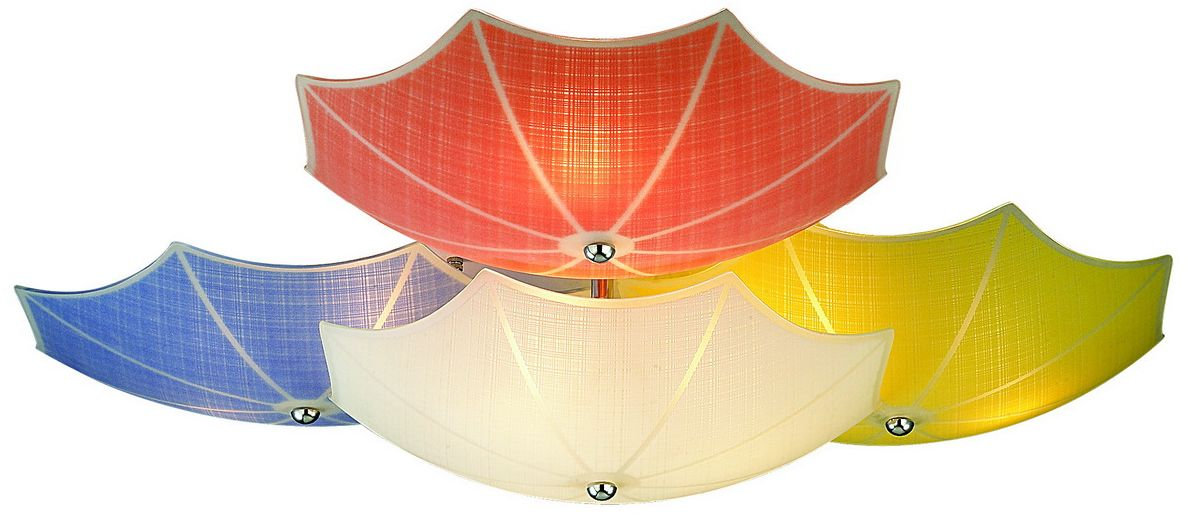 Светильник потолочный Favourite Umbrella, 9 х E27, 40W. 1125-9U1125-9U