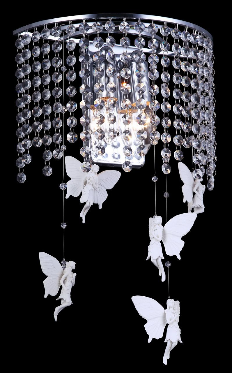 Бра Favourite Fairies, 2 х E14, 60. 1165-2W1165-2W