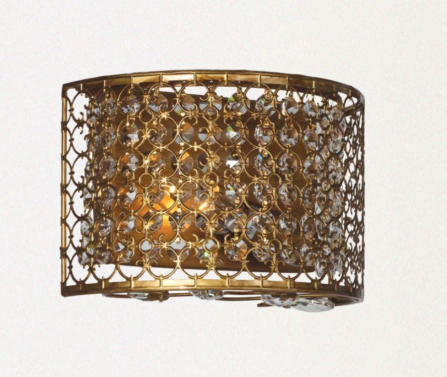 Светильник настенный Favourite Agadir, 1 х E14, 40. 1304-1W1304-1W