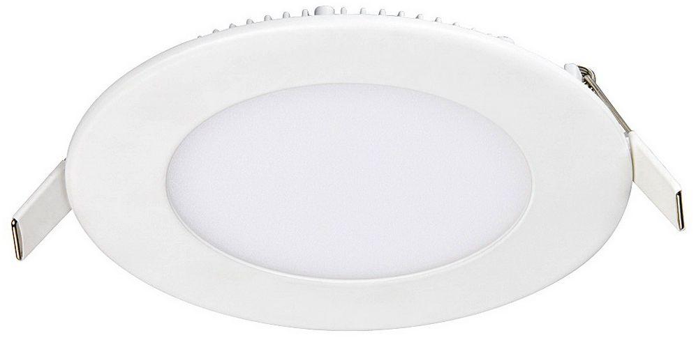 """Восхитительный встраиваемый светильник Favourite """"Flashled"""" отлично подойдет для установки в нишу потолка гостиной в современном стиле. Встраиваемый светильник Favourite """"Flashled"""" с круглыми плафонами осветит помещение площадью 3 кв. м. Производитель Favourite рекомендует использовать для устройства светодиодные лампы с цоколем LED.Осветительный прибор произведен с использованием материалов: пластик, акрил и металл."""