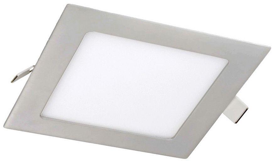 Светильник встраиваемый Favourite Flashled, 6 х LED, 1W. 1346-6C накладной светильник favourite flashled 1347 24c