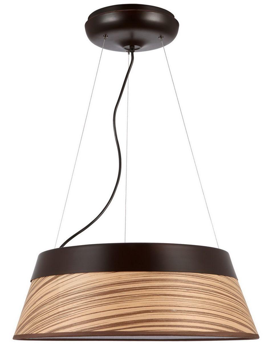 Светильник подвесной Favourite Zebrano, 5 х E27, 25. 1355-5PC1355-5PC