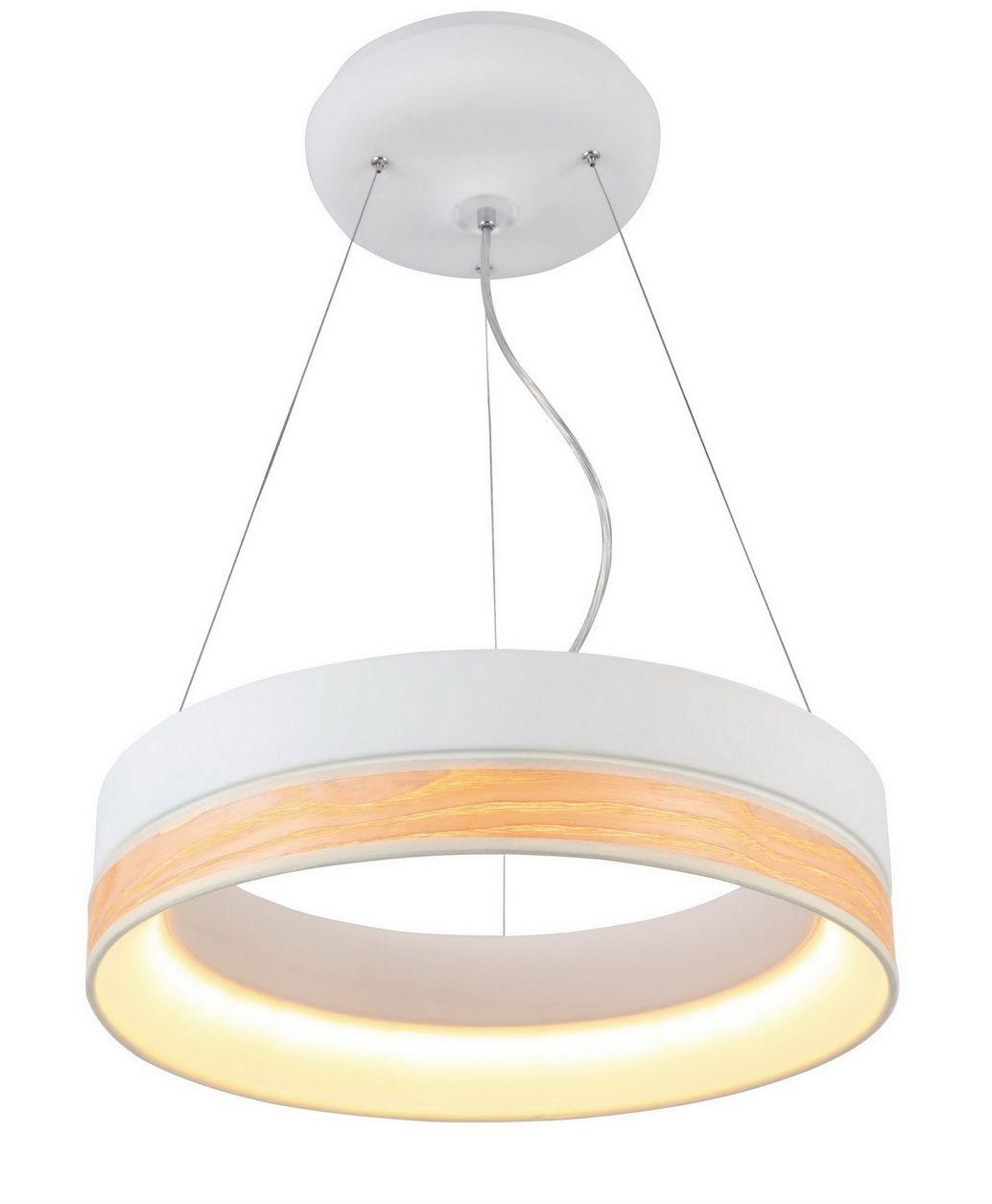Светильник подвесной Favourite Ledino, 1 х LED, 43. 1357-120P favourite ledino 1357 120p