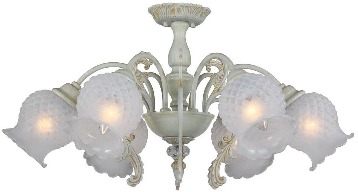 Люстра подвесная Favourite Parma, 6 х E14, 40. 1385-6PC1385-6PC