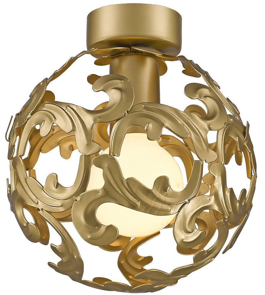Светильник потолочный Favourite Dorata, 1 х E27, 60W. 1469-1U1469-1U