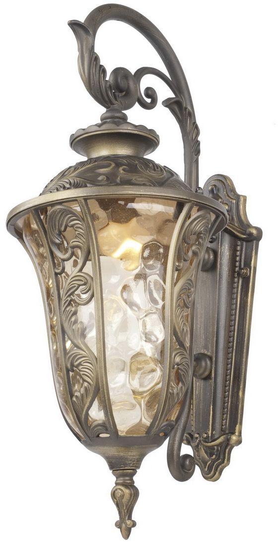 Cветильник уличный настенный Favourite Luxus, 1 х E27, 60W. 1495-1W1495-1W