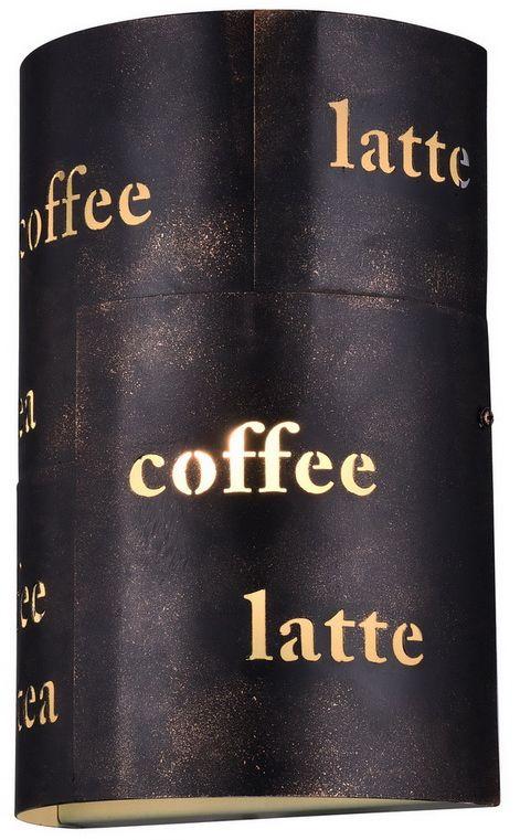 Светильник настенный Favourite Espresso, 1 х E14, 40. 1503-1W1503-1W