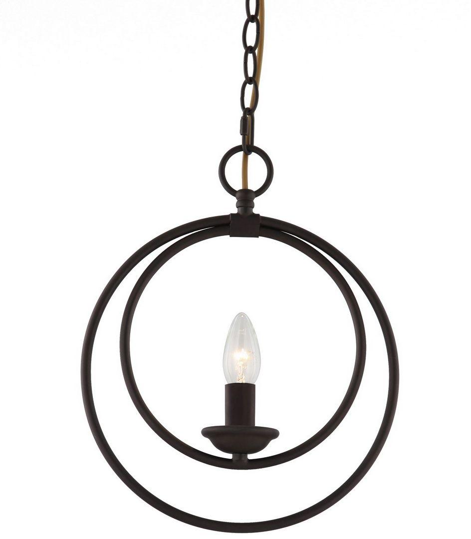 Светильник подвесной Favourite Ringe, 1 х E14, 60. 1520-1P1520-1P