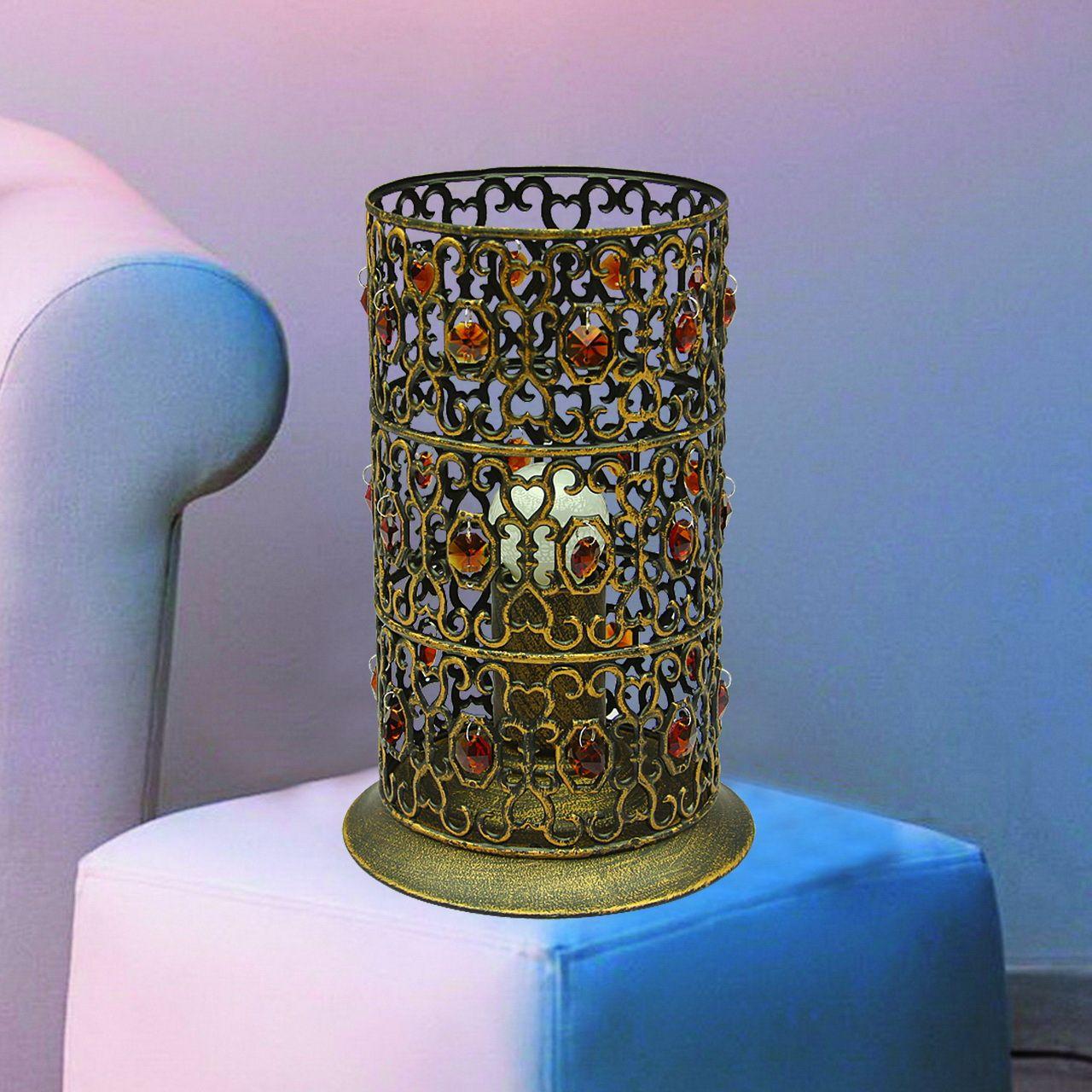 Лампа настольная Favourite Marocco, 1 х E27, 60W. 2312-1T2312-1T