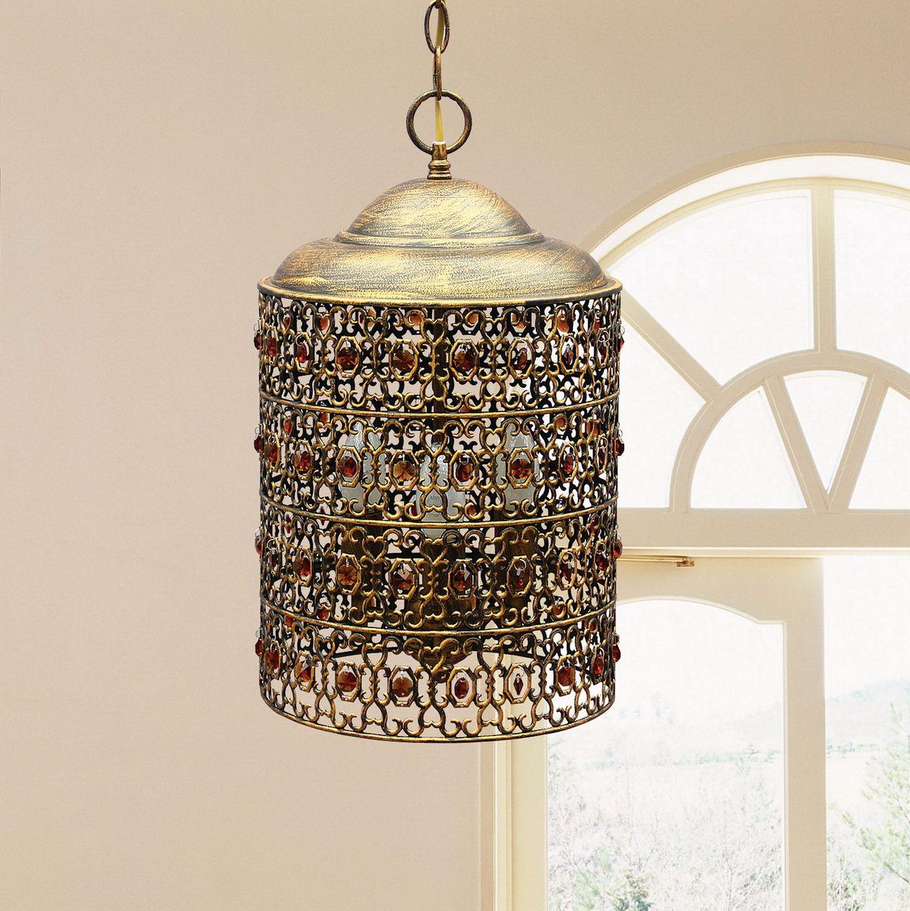 Светильник подвесной Favourite Marocco, 3 х E14, 40. 3212-3P3212-3P